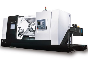 Super Duty CNC Turning Center LS-800L15