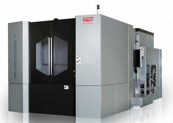New Toyoda FH800SX-i environmentally friendly machining centre